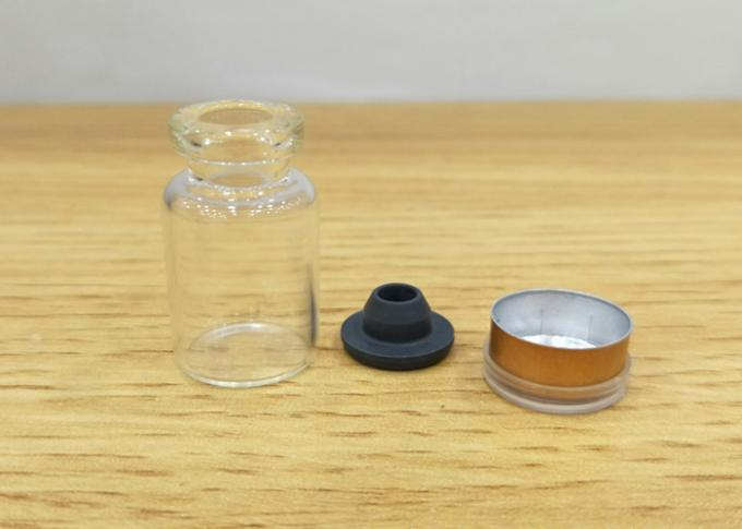10ml Transparent Small Glass Vials Bottles
