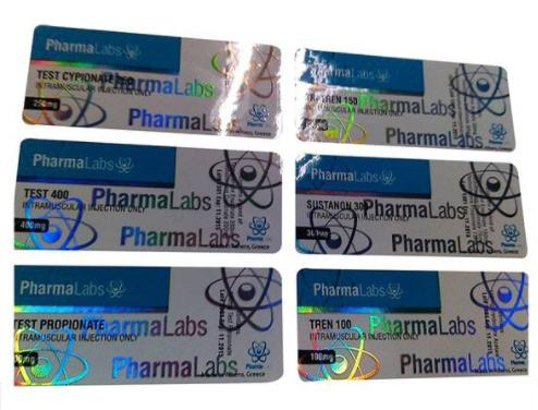 25 * 60 Mm Pharmacy Pill Bottle Label Sticker Printing With Free Design Service