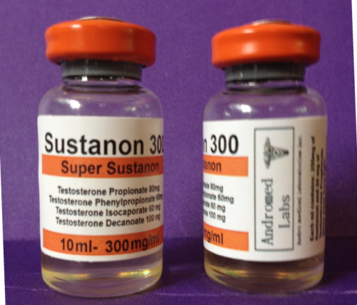 Sustanon 250 Injection Paper Glossy 10ml Vial Labels Free Design For Steroid