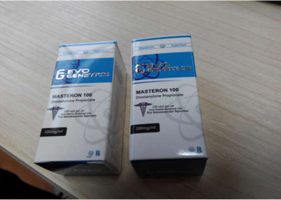 China Injection Vial Printing Medicine Paper Box For Pharmaceutical Medicine supplier