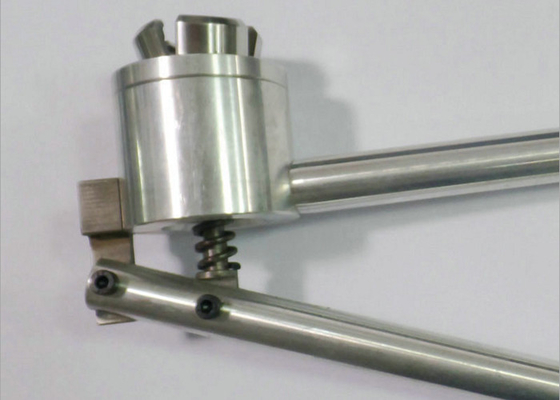 China Flip Off Caps Vial Cap Crimper 20 - 30 Bottle / Min With Stainless Steel 304 Material supplier